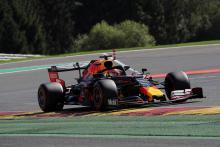 Verstappen: Ferrari 'very hard to beat' at Spa
