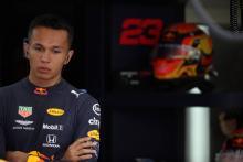 Horner sees no risk in Albon's Red Bull promotion