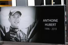FIA gives update on investigation into fatal Hubert crash