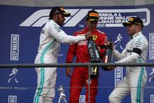F1 Driver Ratings - Belgian Grand Prix