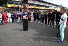 F1 Paddock Notebook - Belgian GP Sunday