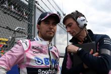 Spa and Monza results have kickstarted my season - Perez