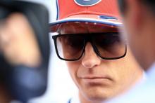 "Raikkonen laments ""shit"" Italian GP after tyre 'f*** up'"