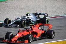 Bottas: 'Annoying' to be so close to Monza win