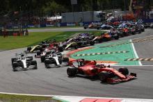 F1 Driver Ratings – Italian Grand Prix