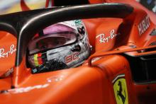 Big risks on final Q3 lap didn't pay off - Vettel