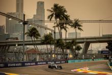 F1 Singapore Grand Prix - FP3 Results