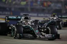"Wolff: Mercedes call for Bottas to back off ""not great"""