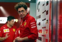 Binotto: No point regretting Ferrari's early season form