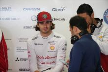 Giovinazzi confident of Alfa Romeo stay if recent form continues