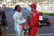 Mercedes challengers to Ferrari now – Wolff