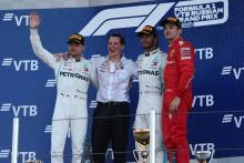 Peringkat Pembalap F1 - Grand Prix Rusia