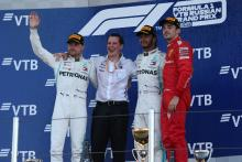 F1 Driver Ratings – Russian Grand Prix