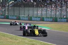 Racing Point mengajukan protes terhadap Renault di Suzuka