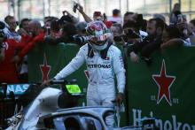 Hamilton: 'Not a great year' for Mercedes' F1 engine development