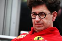 Ferrari akan merahasiakan diskusi bentrokan pembalap GP Brasil