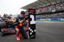 Verstappen downplays setting Mexico pole lap under yellows