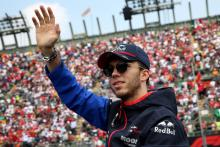 Gasly sees no improvement in driving since leaving Red Bull