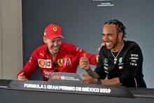 F1 Gossip: Vettel says Hamilton already a Ferrari driver