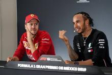 'Tim super' Vettel-Hamilton akan bagus untuk F1 - Ecclestone
