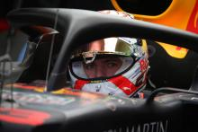 Verstappen leads final US GP practice, Leclerc hit by engine issue