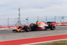 Verstappen: Gap to pole shows Red Bull's 'big step forward'