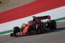 Wolff: Ferrari speed trace data 'totally different' in Austin