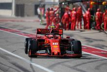 Leclerc set for Brazilian GP grid penalty