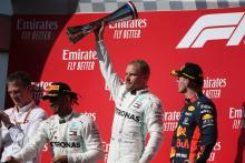 Peringkat Pembalap F1 - Grand Prix Amerika Serikat