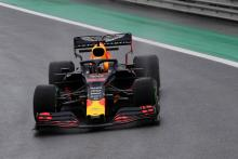 Verstappen: Hard to say where Red Bull is after 'messy' Friday