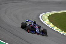 Gasly: Lap for P7 felt like pole for Toro Rosso
