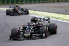 "Haas' two-car Q3 appearance ""unbelievable"" - Grosjean"