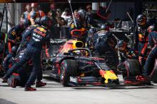 "Kubica ""almost took me out"" in pit lane - Verstappen"