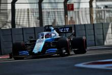 Russell 'well enough to drive' in Abu Dhabi GP