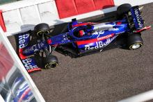 Toro Rosso's name change confirmed for F1 2020