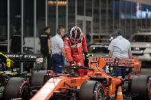 Leclerc escapes penalty after Ferrari fuel investigation