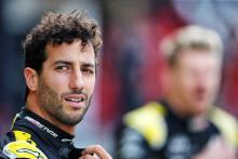 Ricciardo: Saya tidak suka melihat diri saya di urutan kesembilan
