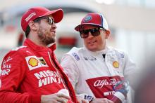 Raikkonen: Pressure at Ferrari and Alfa Romeo no different