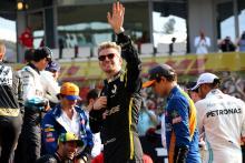 Hulkenberg: Renault menghadapi tantangan untuk melawan pada tahun 2020