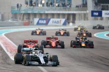 F1 Abu Dhabi Grand Prix: As it happened!