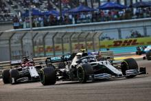 """Bottas felt """"fun"""" Abu Dhabi recovery was one of his best races"""