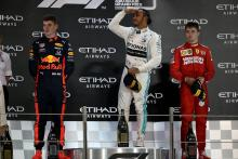 F1 youngsters can fill void when Hamilton retires – Carey