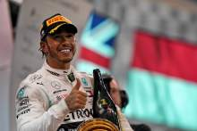 Hamilton, Marquez nominated for Laureus Awards
