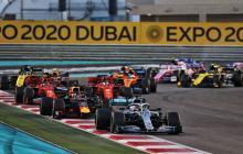 Alur cerita teratas Formula 1 tahun 2019