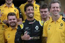 Ricciardo keen to work on team building at Renault