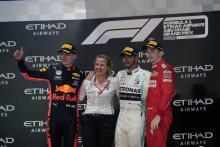 F1 Driver Ratings – Abu Dhabi Grand Prix