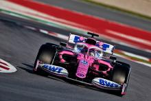 """New Racing Point F1 car philosophy """"a huge risk"""" - Perez"""