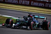 Hamilton continues Mercedes dominance in F1 70th Anniversary GP FP2