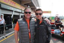 Zak Brown confident Lando Norris is ready for F1
