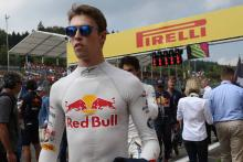 Kvyat returns to Toro Rosso alongside Gasly